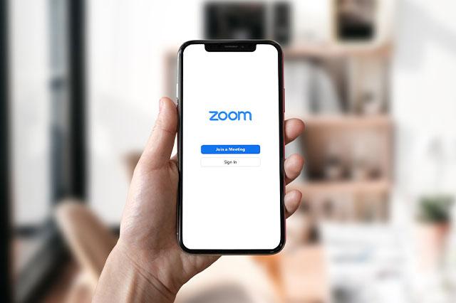 Meeting with Asana and Zoom - The Asana App